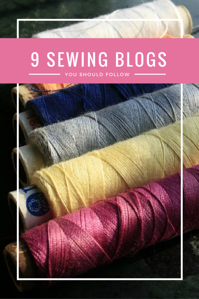 9 Sewing Blogs You Should Follow