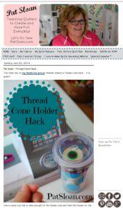 Thread Cone Hack