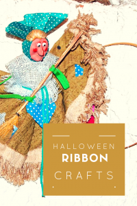 Halloween Ribbon Crafts