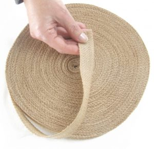 Burlap ribbon Drency