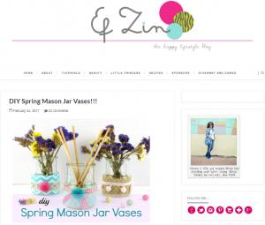 Spring Vases